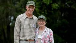 Liz and Graham Kogarah award